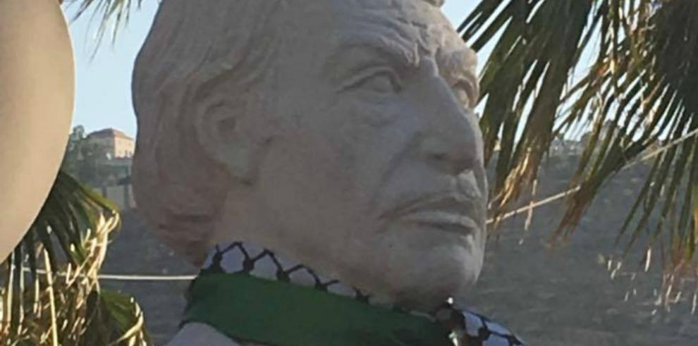 Israel pide derribar monumento en honor a terrorista palestino