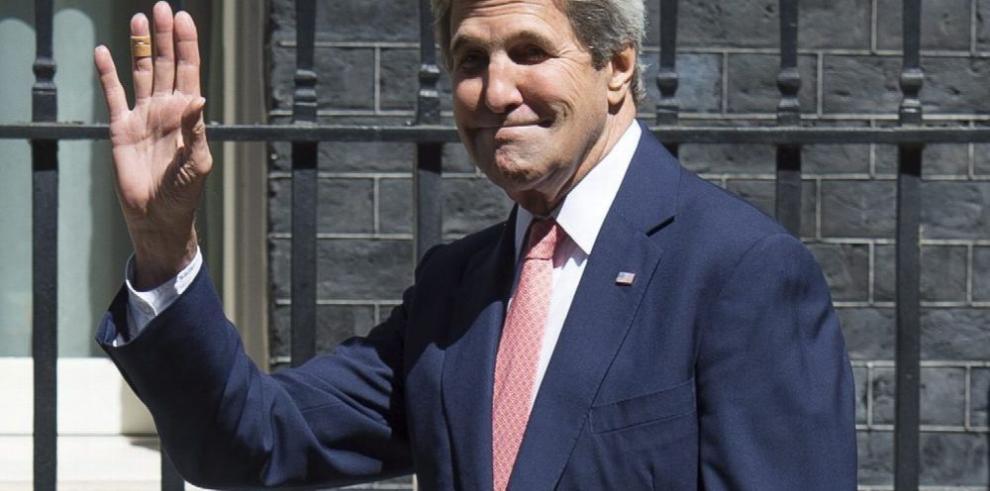 Kerry, 'el Reino Unido es un socio especial'