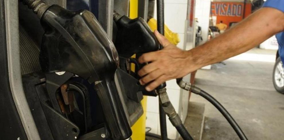 Precios del combustible bajan a partir del viernes 22 de julio