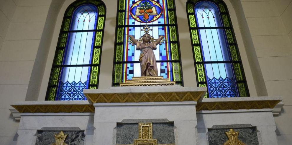 Iglesia San Francisco de Asís, reapertura y consagración
