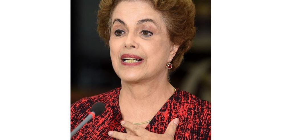 El 68% de los brasileños quiere la destitución de Dilma Rousseff