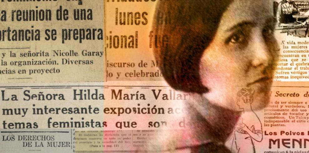 Clara González: la primera batalla de la 'mujer del siglo'