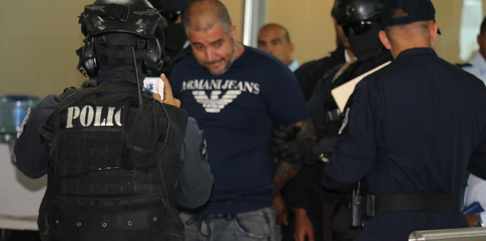 Extraditan a Panamá a peligroso narcotraficante y homicida