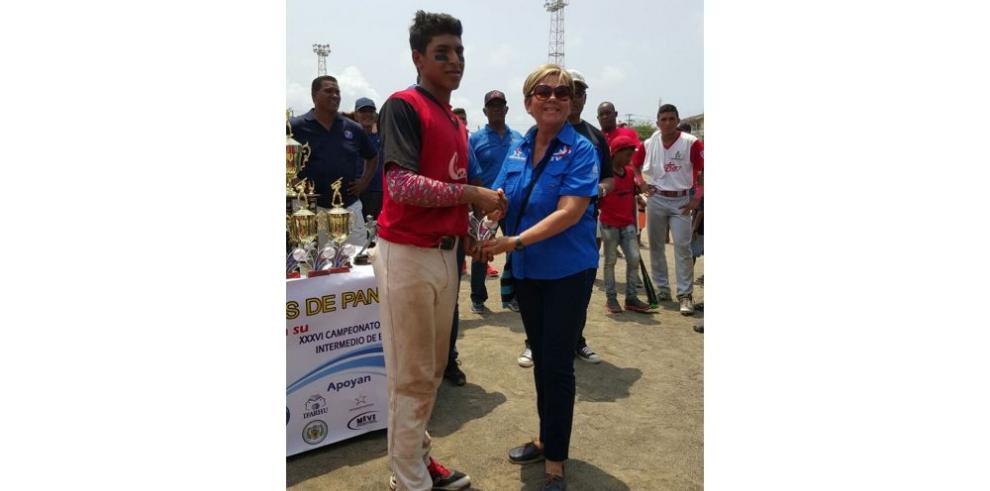 Coclé conquistó el 36 Campeonato Nacional de Béisbol Intermedio
