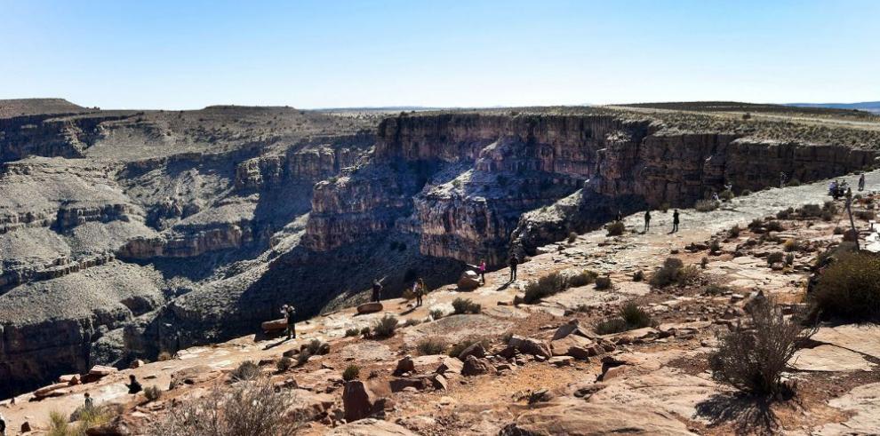 Paisajes desérticos en Arizona