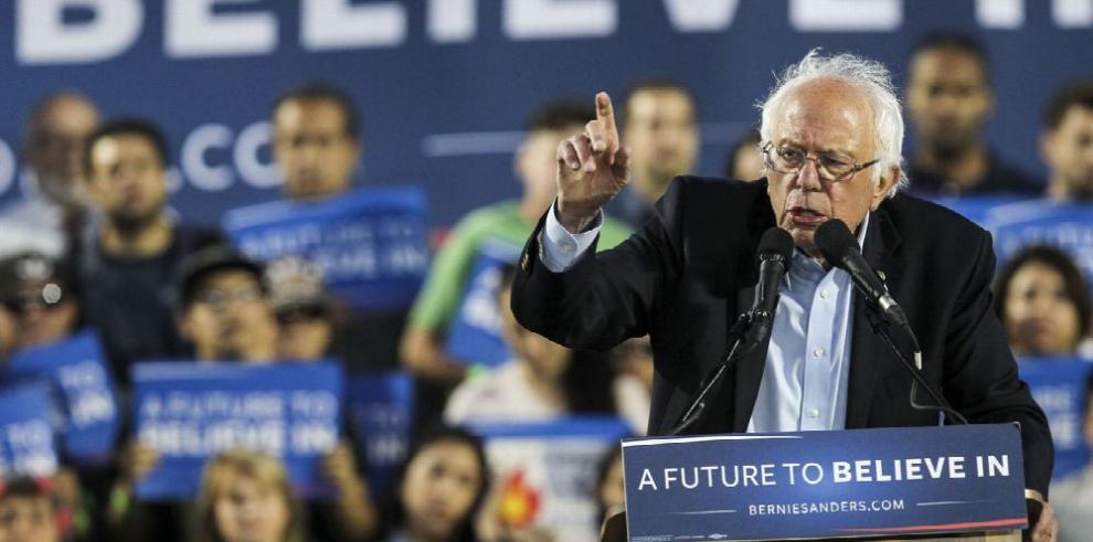 Sanders y Trump contemplan un posible debate
