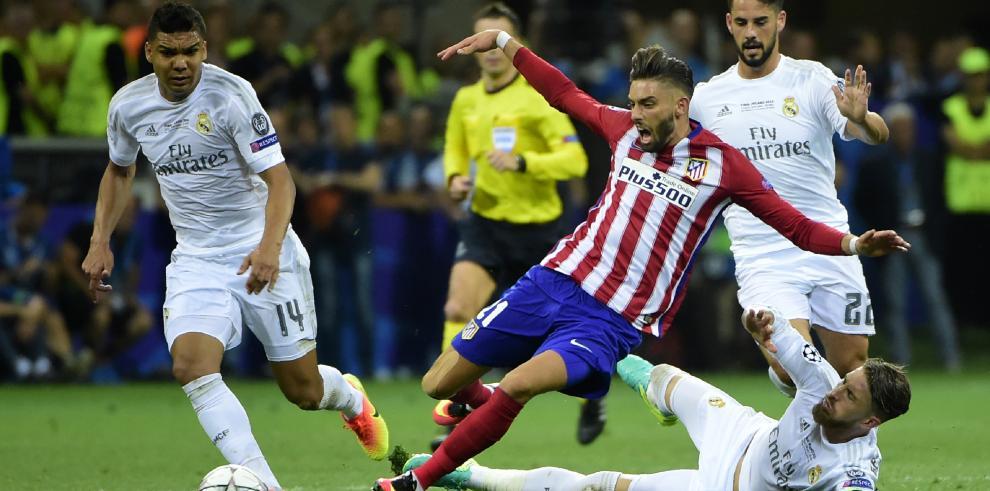 Real y Atlético empatan en tiempo reglamentado y van a la prórroga