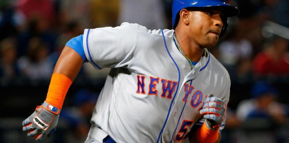 Yoenis Céspedes es el gran cañón de los Mets en el 2016