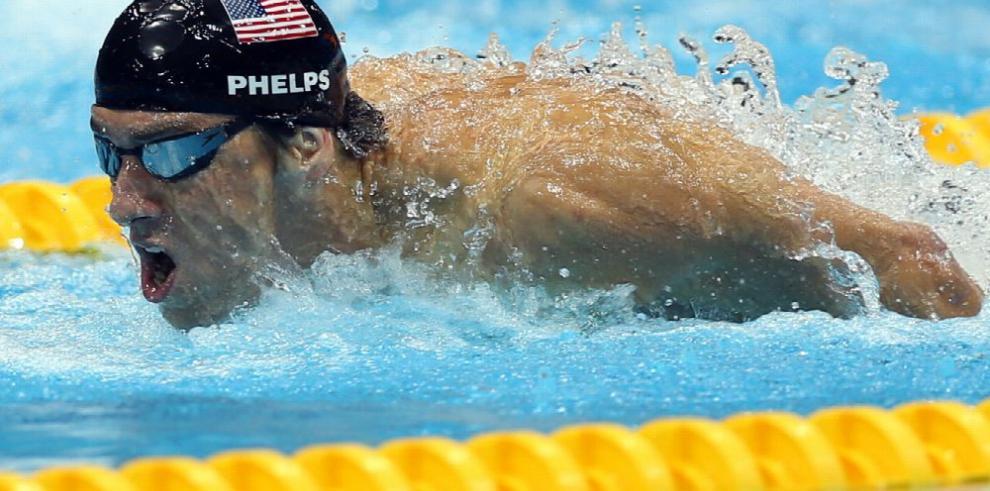 Michael Phelps y el reto de Río de Janeiro