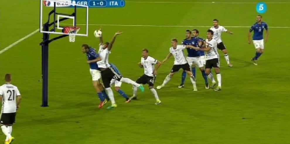Los mejores memes del dueloAlemania vs. Italia