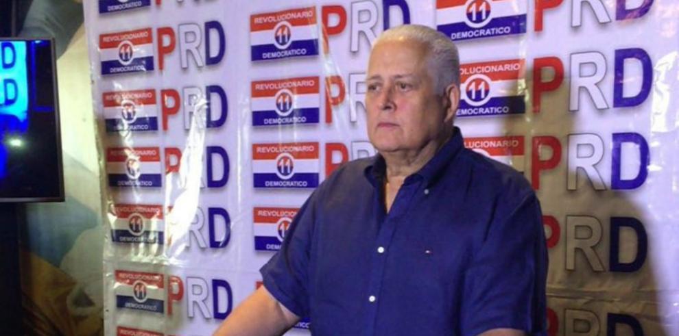 Pérez Balladares asegura que correrá por la Presidencia en 2019
