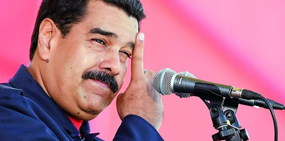 La oposición le cuenta los días al presidente Maduro