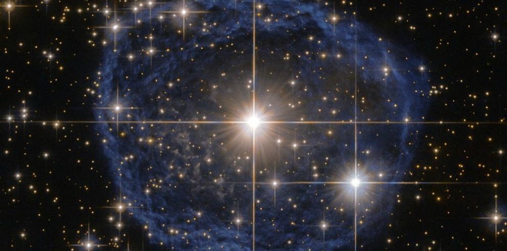 Telescopio Espacial Hubble detecta la galaxia más lejana
