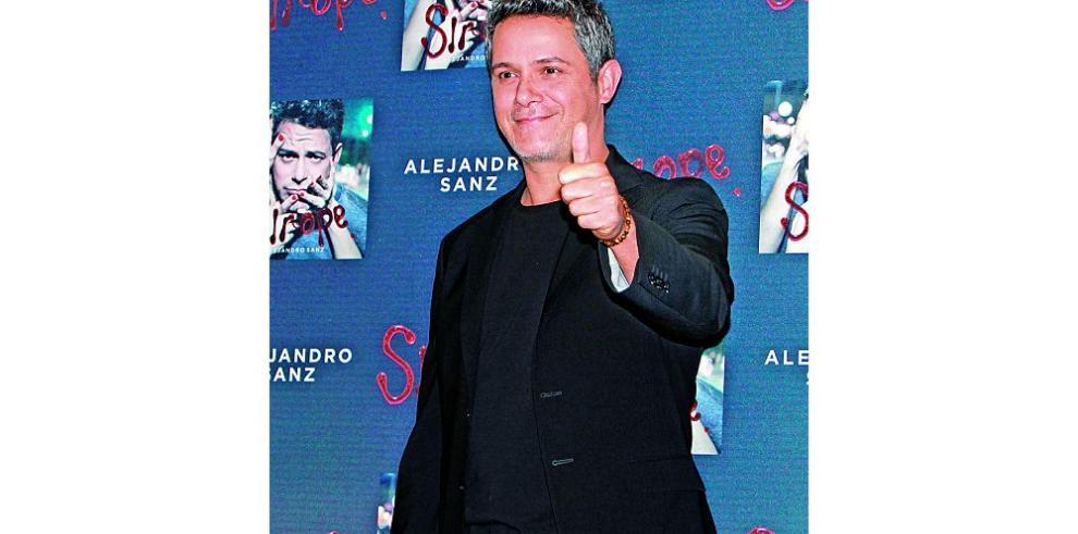 Sanz vuelve a Panamá con Sirope