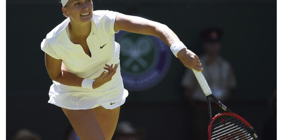 Tenista Petra Kvitova es operada en la mano tras un ataque con cuchillo