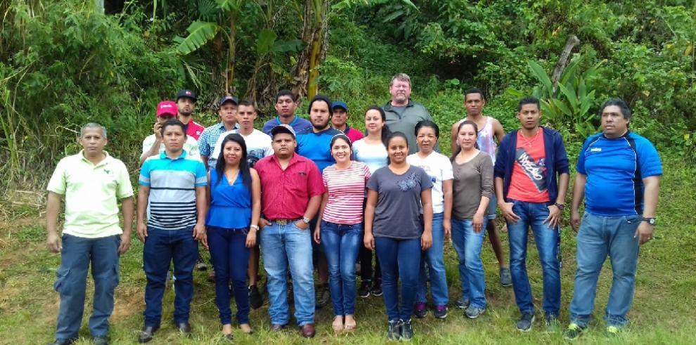 Terminó recolección de muestras en Parque Nacional Omar Torrijos Herrera