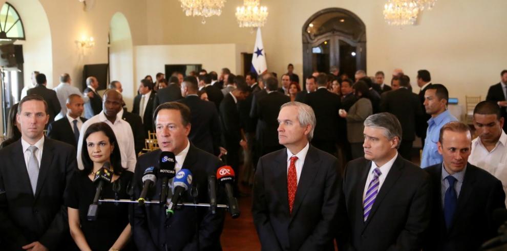 Panamáse compromete con la transparenciafiscal