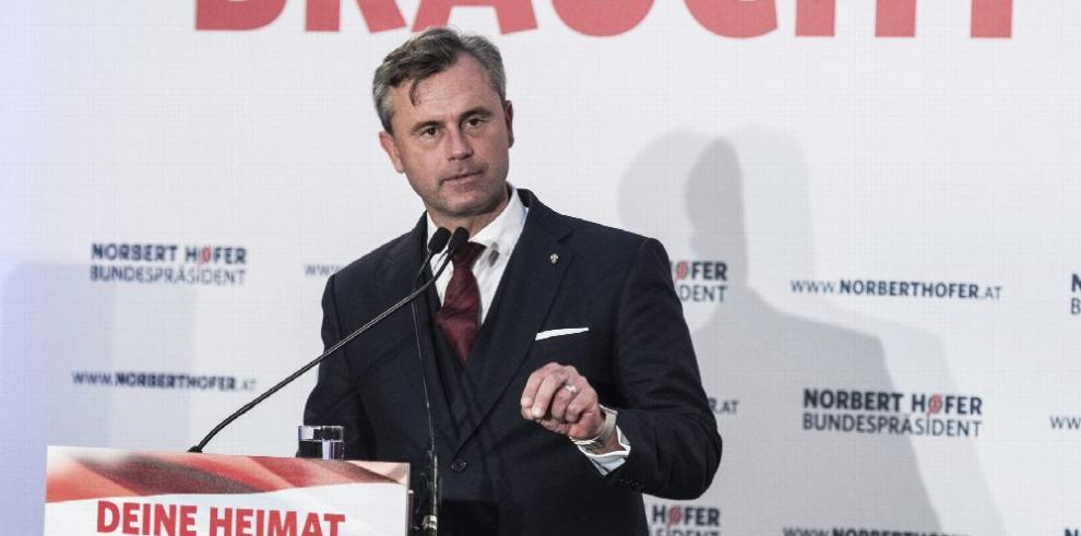 Extrema derecha podría llegar al poder en Austria