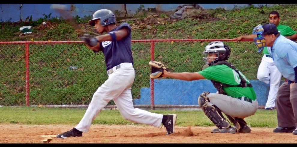 Continúan fogueos camino al torneo de Béisbol Juvenil 2017