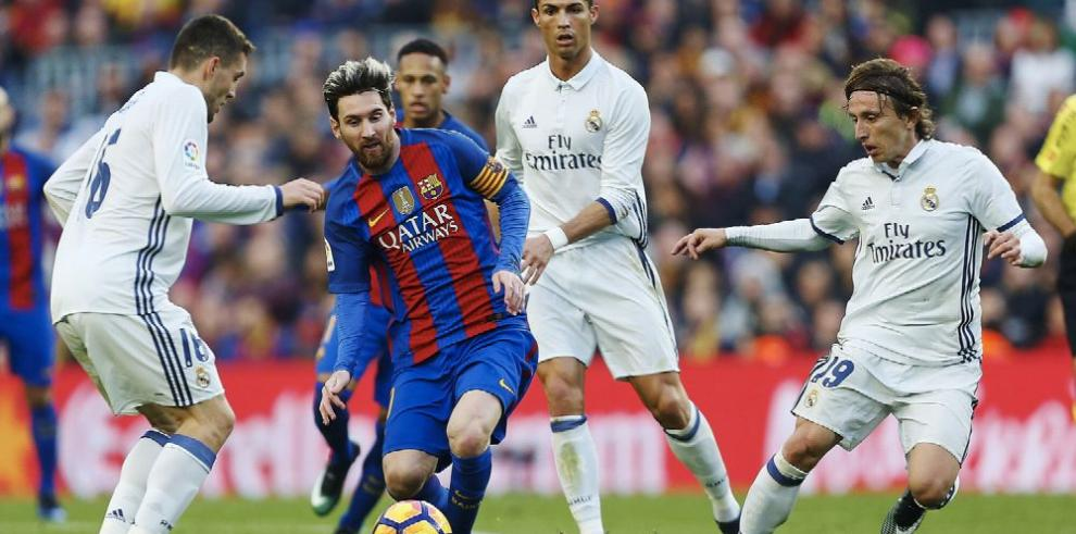 Ramos rescató al Real Madrid