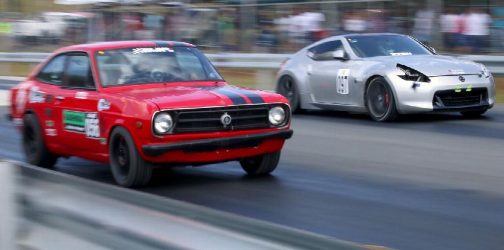 Mucha adrenalina en el Circuito Internacional de Panamá hoy