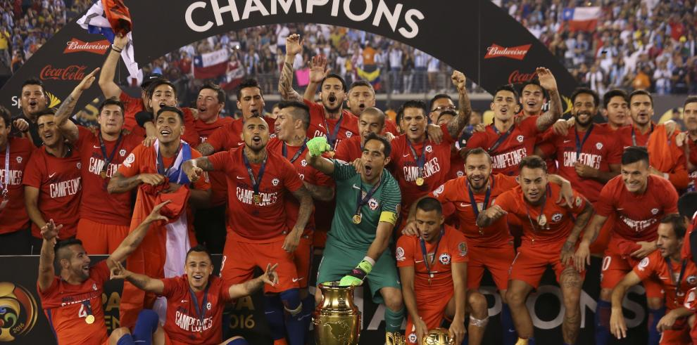 Claudio Bravo asegura que Chile se siente ya como un