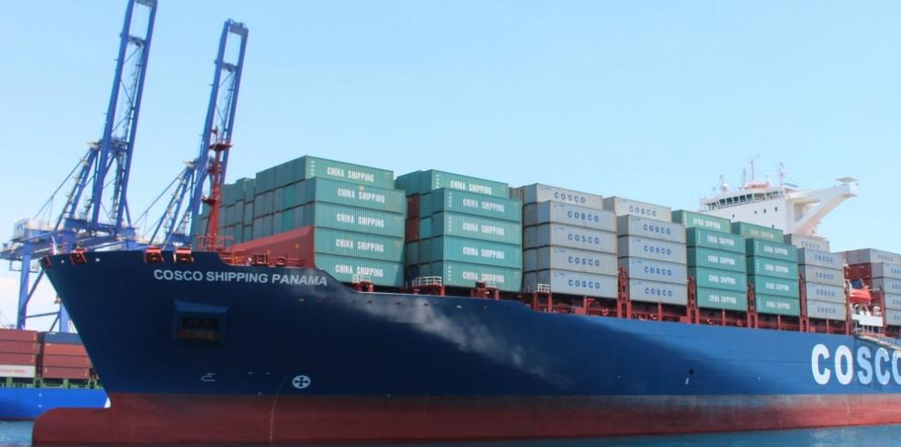 Colombia destaca que ha adecuado sus puertos a barcos de mayor tamaño