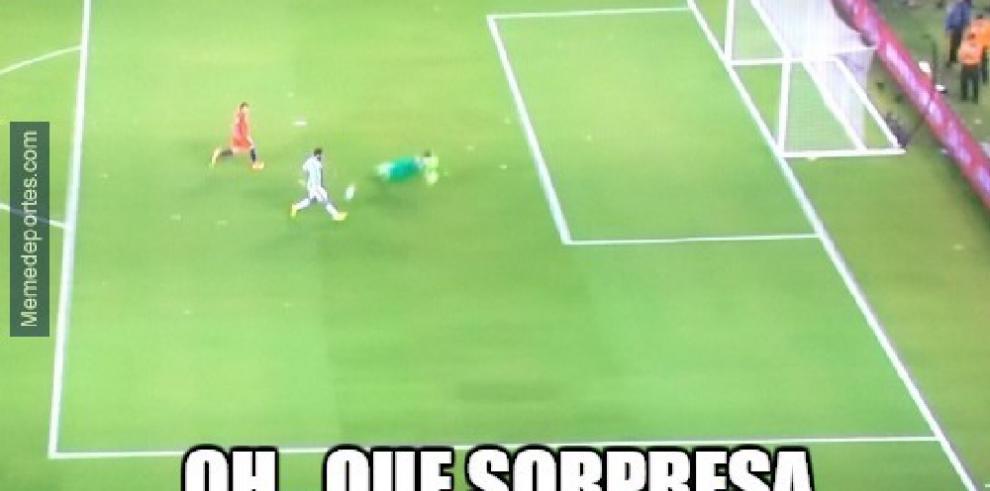 Memes de la final de la Copa América Argentina-Chile