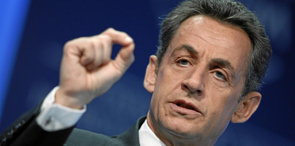 Sarkozy pide un nuevo acuerdo