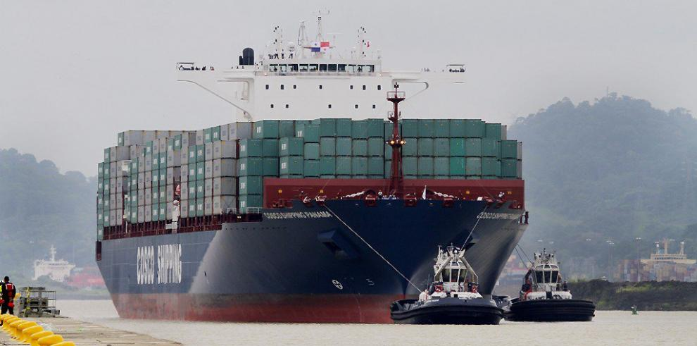 'Cosco Shipping Panama' termina travesía inaugural en Cocolí