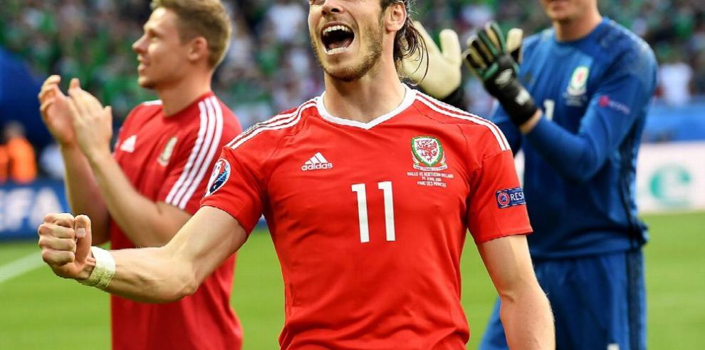 Polonia, Gales y Portugal clasifican a cuartos de final