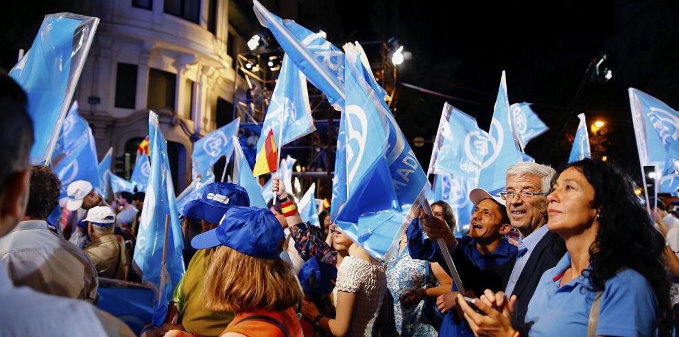 El PP gana comicios españoles, al contabilizarse el 99% de votos
