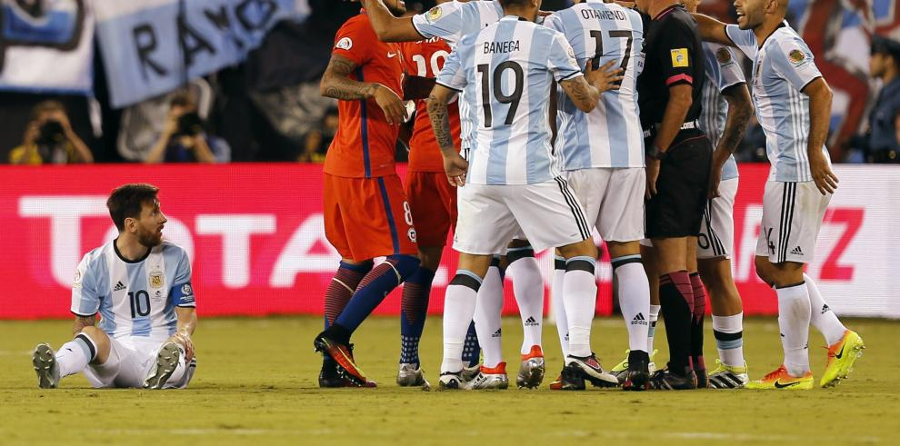 Chile repite título tras derrotar a Argentina en penaltis