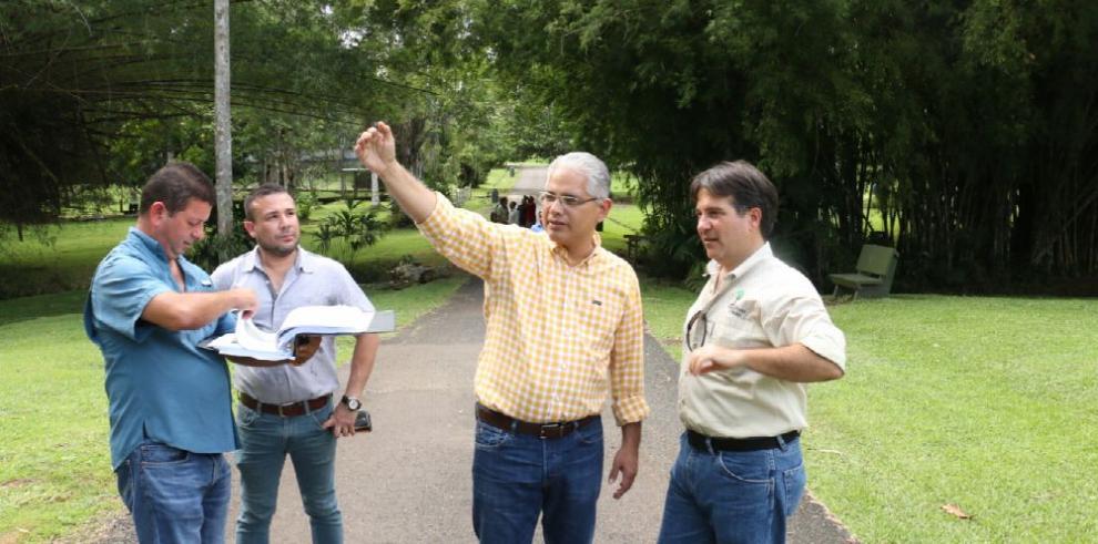 El Parque Municipal Summit busca potenciarse en la región