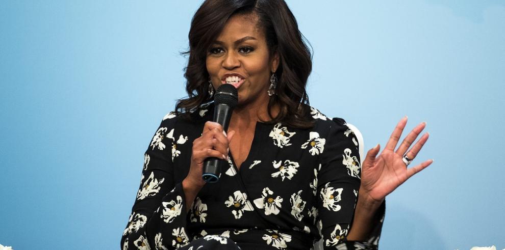 Michelle Obama: comentarios de Trump sobre las mujeres son