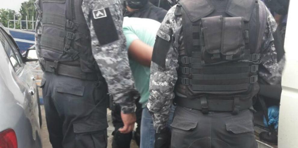"""MP detiene a integrantes de""""Los Reyes de la Quinta"""""""