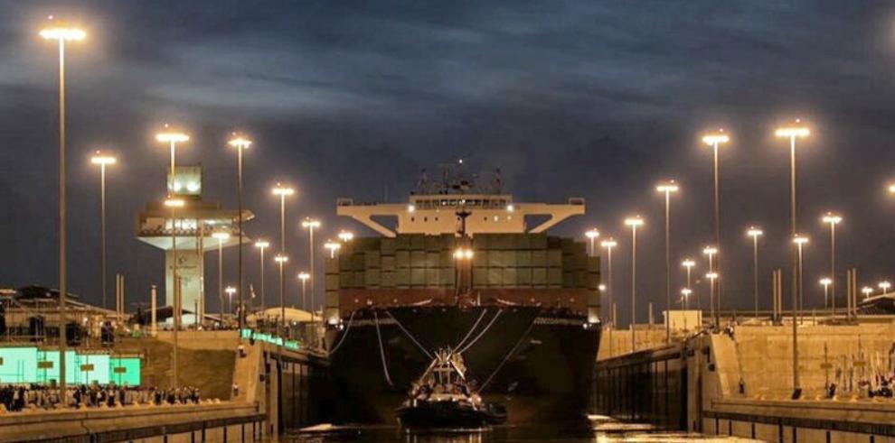 Panamá exhibe en Tokio el flamante rostro de su Canal