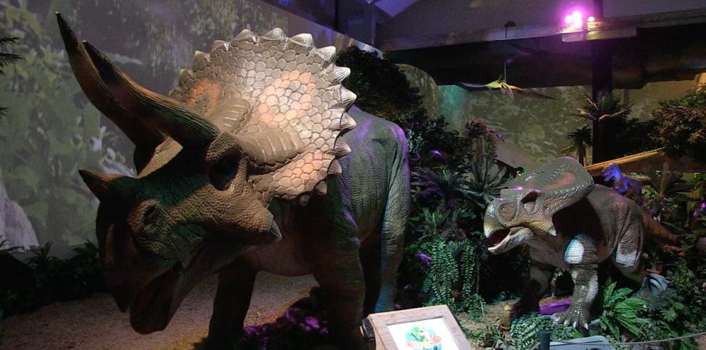 Dinoworld, dinosaurios con valores