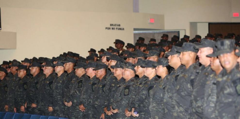 Se gradúan355 nuevas unidades del SPI en vigésima sexta promoción