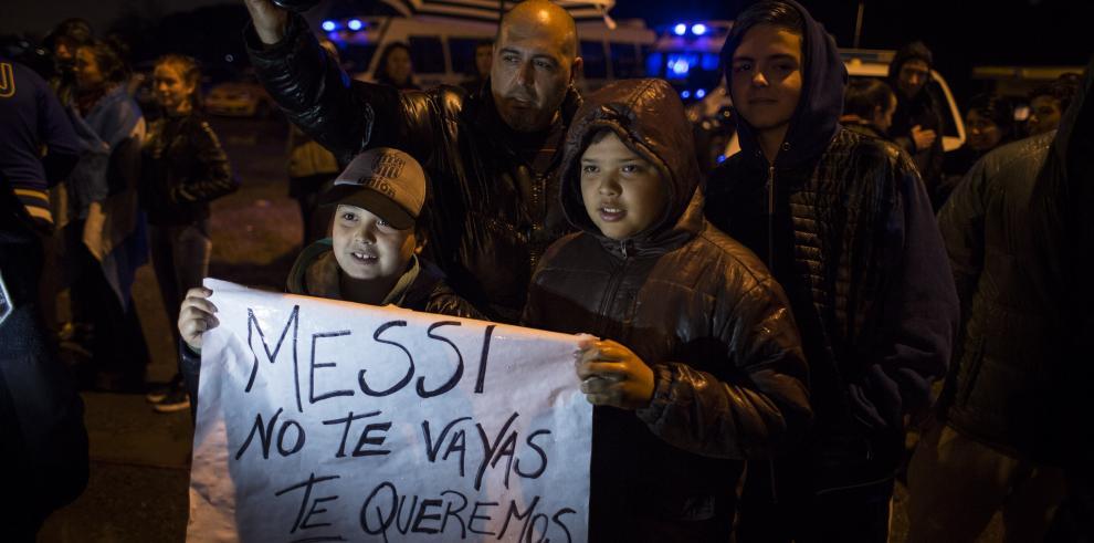 ¿Es posible la vida sin Messi?