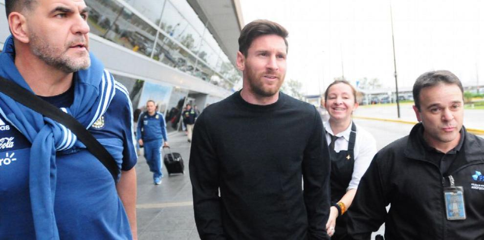 Lionel Messi al banquillo de los acusados