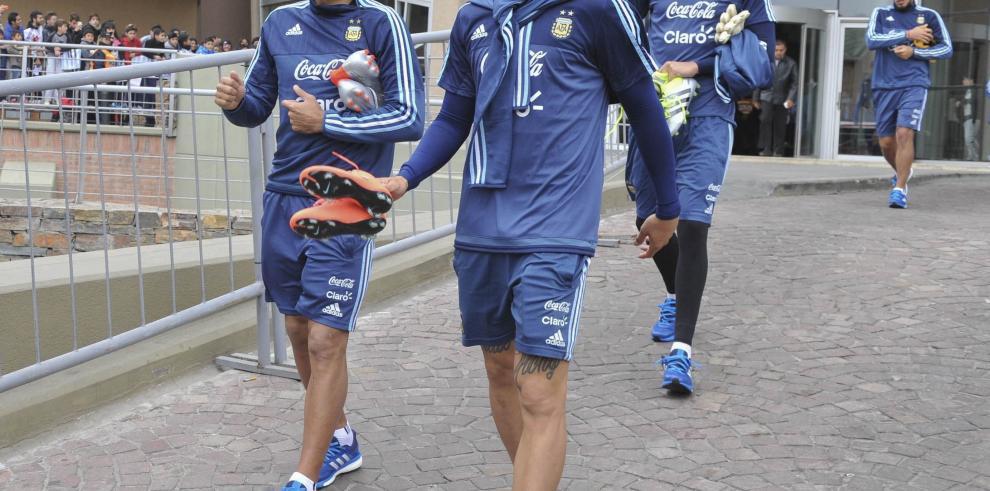 Argentina mantiene selección en la Copa pese a crisis en AFA