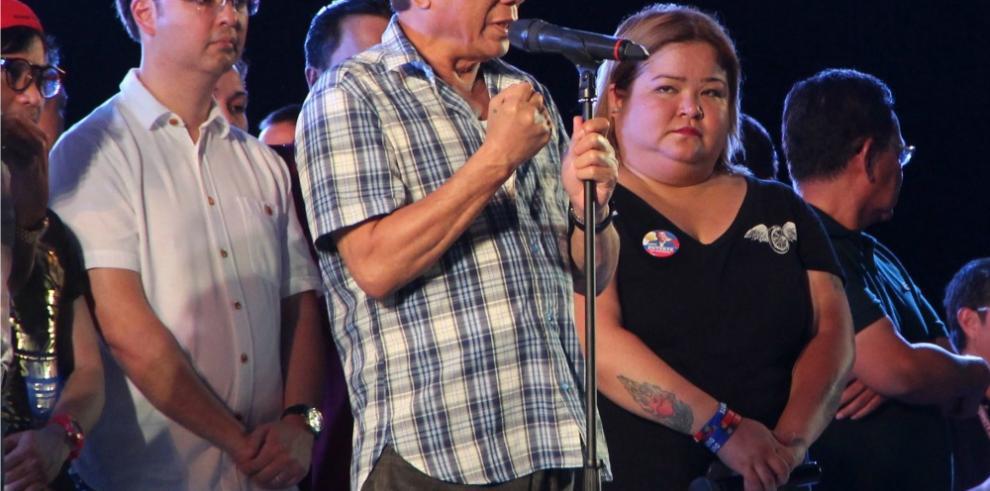 Duterte manda