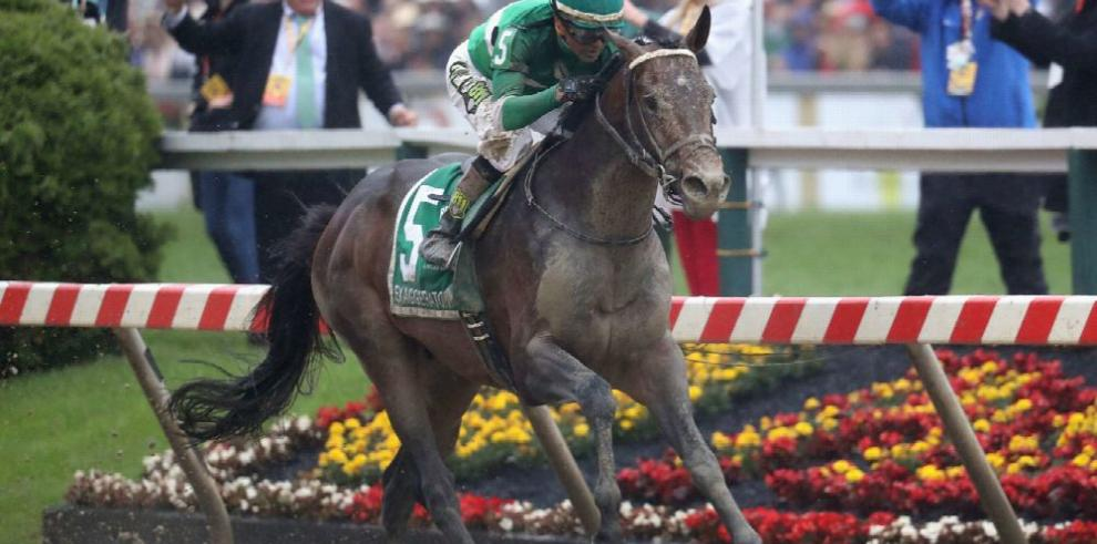 Sortean hoy carriles del Belmont Stakes