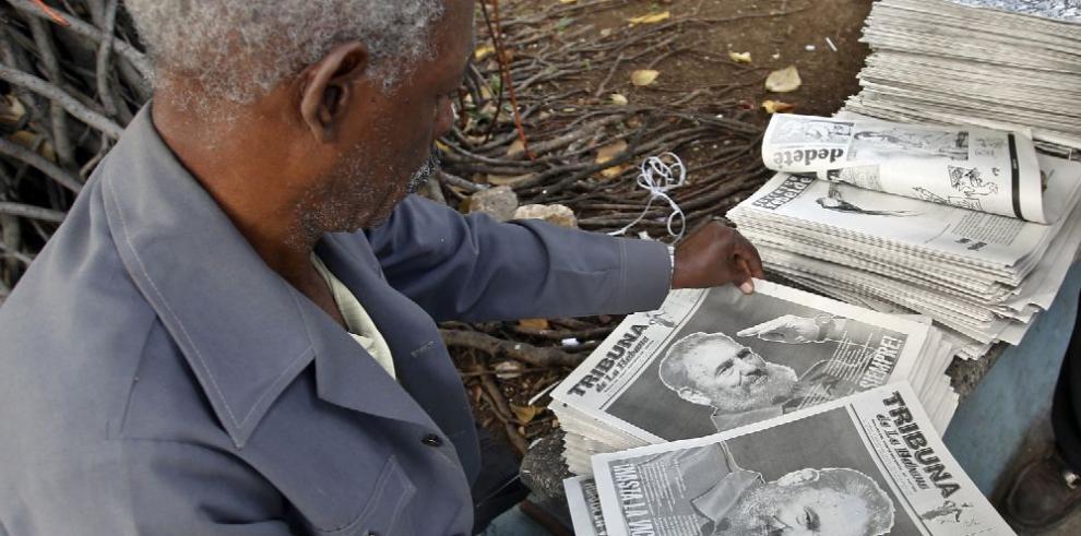 Comienzan los actos para despedir a Fidel Castro en la isla
