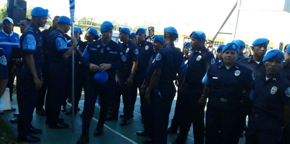 La Unidad de Policía Comunitaria llega a la provincia de Chiriquí