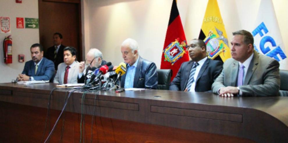 Fiscales panameños entregan segunda asistencia sobre caso Petroecuador