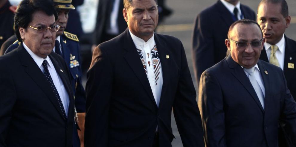 El 2016, 'año durísimo' para Ecuador: Correa