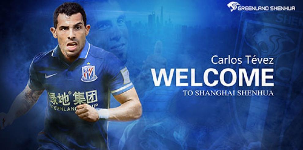 Boca Juniors anunció traspaso de Carlos Tevez al Shanghai Shenhua