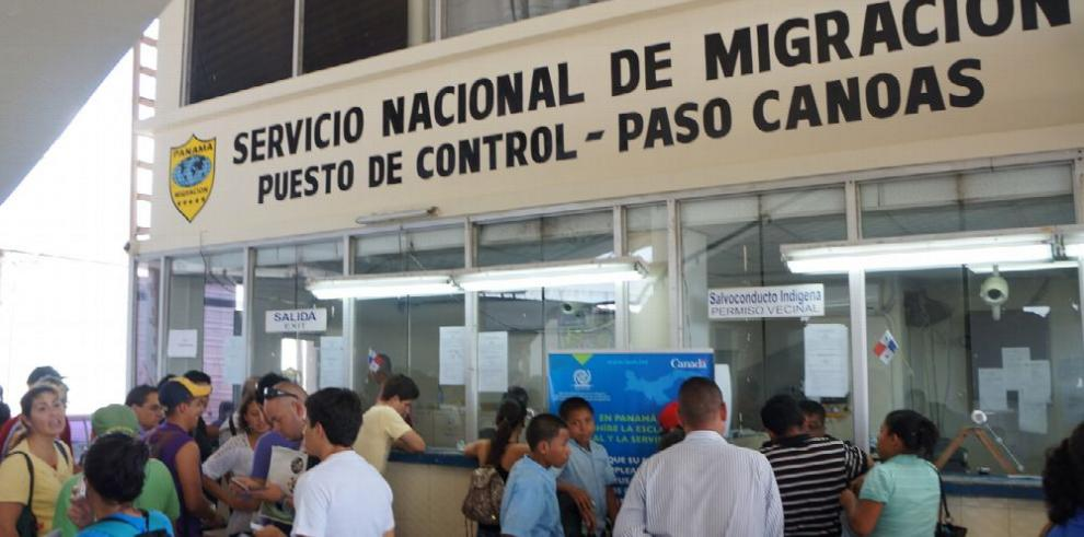Más de 14 mil viajeros han ingresado al país por Paso Canoas